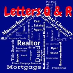 Real-estate-glossary