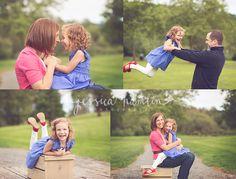 Family photography - Jessica Hamlin Photography