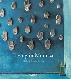 Love this book cover.  Living in Morocco