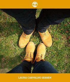 Você também é um Yellow Boot Lover? Faça como a Laura Carvalho Sebben e mande suas fotos pra gente no Instagram ou Facebook.