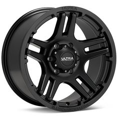 Ultra Bully (Black Painted)