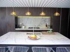 Beautifully designed and built kitchen. Emergent Design Studios, London