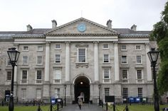 Trinity College Dublin, Our Life, Louvre, College, Building, Pictures, Travel, Lugares, Construction