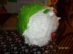 Joker is the fastest pinata I have ever made. 2 weeks!