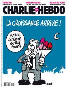 Charlie Hebdo - # 896 - 19 Août 2009 - Couverture : Charb