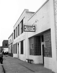 Noriega Hotel Summner Street Bakersfield, California