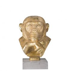 Search results for: 'golden monkey' Rockett St George, Monkey, Lion Sculpture, Design Inspiration, Statue, Gold, By On, Art, Decor