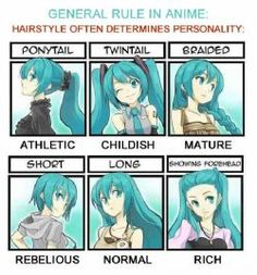 Pin By Kaito Kid 彡 On Anime Pinterest Anime - Anime hairstyle quiz