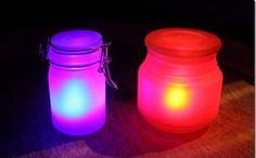 Atemberaubende Neon Halloween Dekor Ideen 4