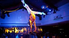 Circus Restaurant in Covent Garden. Food is great. Really good for special bday celebrations or dates where performers entertain on your dinner tables. Turns into a party afterwards too!