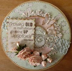 ** Make Altered Art Using Upcycled CD's @celinescreaties