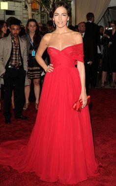 Met Gala  dress 2010