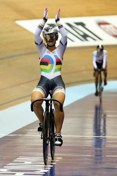 UCI Track Cycling World Cup Series - Manchester 2013