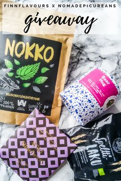 Want to #win a package of Finnish superfoods? Then enter our Instagram #giveaway  in cooperation with @finnflavours.