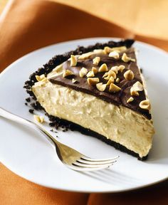Schokoladenmoussekuchen mit Peanut Butter - smarter - Zeit: 45 Min. | eatsmarter.de