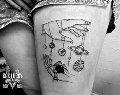 74eb55ec41e99 56 best Gareth Doye images in 2017 | Lucky tattoo, Awesome tattoos ...