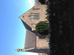 Stonehaven dunottar church