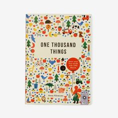 Find out what one thousand really looks like in this visual encyclopedia of first words to see and say. Search-and-find Little Mouse on every page and discover new words with every turn of the page. S