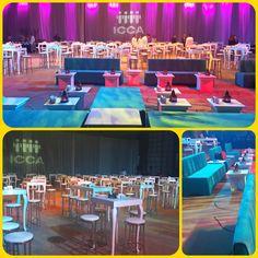 Event Furniture 53. ICCA 2014