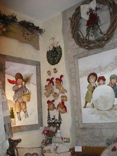 quadri tema invernale