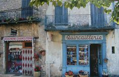 French Shops by Petronella Rose, via Flickr