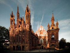 Kościół św. Anny, Wilno