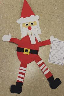 1000 images about christmas north pole crafts other for Santa crafts for kindergarten