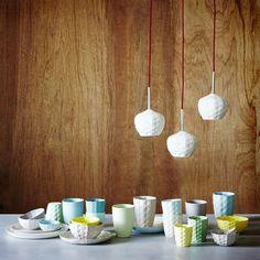 Pieces of Porcelain dinnerware - Melbourne Design Awards