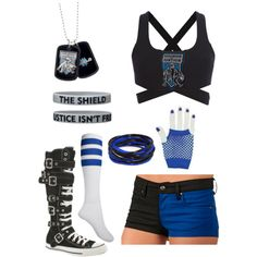 """""""The Shield"""" by alyclairmusiclover84 on Polyvore"""