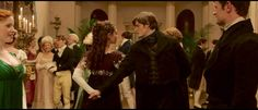 Darcy and Elizabeth. Pride and prejudice and zombies. Sam Riley and Lily James