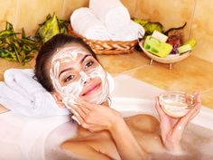 Best anti aging face cream 2016 best anti aging products,which skin care home tips for glowing skin,face pack for ageing skin chinese facial treatment. Homemade Face Pack, Homemade Facial Mask, Homemade Facials, Diy Skin Care, Skin Care Tips, Anti Aging, Tighter Skin, Hair Growth Tips, Butter