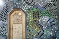 Radically Sustainable Buildings_3 Earthship, Image Categories, Sustainable Architecture, Sustainable Living, Sustainability, City Photo, Buildings, Tours, Green
