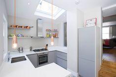 Schmid kitchens some of our recent german kitchen projects open plan kitche Best Kitchen Layout, Open Plan Kitchen, New Kitchen, Kitchen Small, Kitchen Tiles, Kitchen Flooring, Kitchen Decor, Kitchen Design, Grey Kitchens