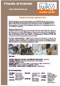 Juni  2009  http://everyoneweb.com/WA/DataFilesfriendsofanimals/nieuwsbriefjuni2009.pdf