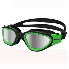 Swimming Accessories Coating Swimming Goggles Large Frame Anti Fog Goggles MM7205 ** Visit the image link more details. Note:It is affiliate link to Amazon.