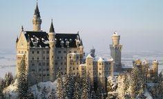 Beautiful Photos of Winter Wonderlands | Travel Deals, Travel Tips, Travel Advice, Vacation Ideas | Budget Travel