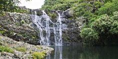 Tamarin Falls auf Mauritius   Wandern entlang der 7 Wasserfälle