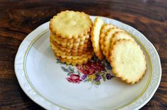 Marzipan Orange Butter Cookies | Baking with Marianne Marzipan, My Recipes, Muffin, Butter, Cheese, Cookies, Orange, Baking, Breakfast
