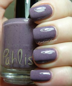 Pahlish September Duo - Darling Heart Duo | Pointless Cafe TENDEREST TOUCH