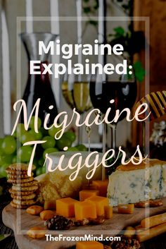 Eliminating Migraine Triggers will help alleviate the number or severity of Migraine Attacks. Find out how to find out what your triggers are and what my Top 5 Migraine Triggers are. - #Migraine #MigraineTriggers