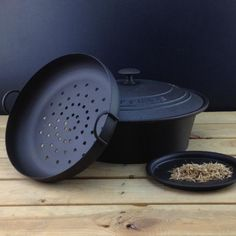 Hot Smoker & Roaster Oven Casserole Set