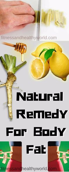 NATURAL REMEDY FOR BODY FAT