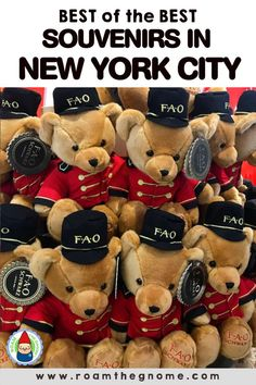 If you love shopping for gifts for family & friends as much as we do, check out our NYC shopping guide list to be the best unique gift products you can buy in New York. Includes snow globes, bags & totes, magnets, dress up costumes for kids, & tips for fun quirky products.  Plus a guide on where to shop on a budget for cheap souvenirs, and what Department Stores or malls you should visit to gather your haul. Nyc With Kids, Travel With Kids, Family Travel, New York Bucket List, Bucket List Family, Christmas Destinations, Travel Destinations, Travel Tips, Central Park Playgrounds