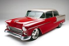 1955 chevy sweet