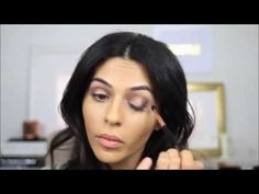 """Teni Panosian's """"Go-to Neutral Eye"""" Look with Too Faced's Semi-Sweet Chocolate Bar - YouTube"""