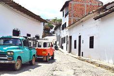 Dol op witte steden? Bezoek het koloniale Girón!