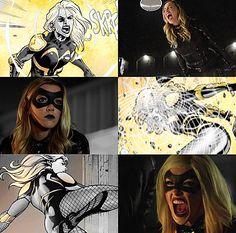 Laurel Lance/Black Canary