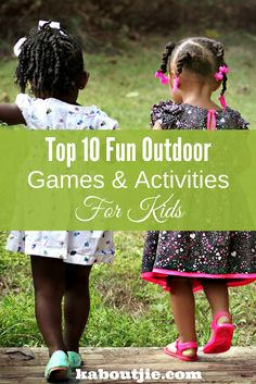 Playing outdoors is essential to your child's physical and mental health, having some great games and activities to keep them occupied with help loads. Here are the Top 10 Outdoor Activities for Kids that you should really look into.   #outdooractivitiesforkids #outdoorplay #playinginnature #outdoors #nature #mothernature #outdooractivities #fishing #hiking #wilderness #vitaminn #playingoutdoors #outsideplay #outdoorkids #biking #camping # #getoutside #outdoorlife #camp #optoutside…