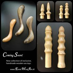 Toys wooden sex