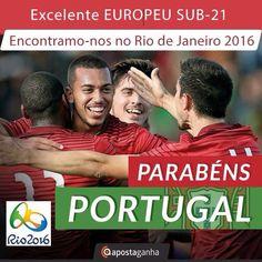 Apesar de não termos levado o caneco, são o nosso orgulho!  Parabéns pela campanha fantástica e pelo talento demonstrado!  Em 2016 vamos em busca da medalha de ouro!   #apostasdesportivas #apostasonline #apostas #futebol #U21EURO #portugal #desporto #Sub21